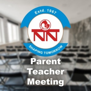 Parent – Teacher Meeting for Class IX